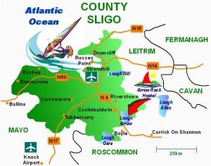 Sligo_County_Map